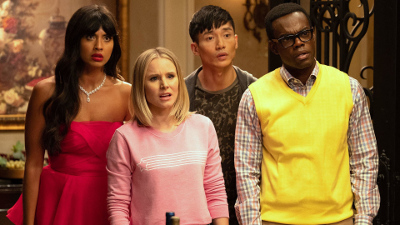 The Good Place 03x03 : The Snowplow- Seriesaddict